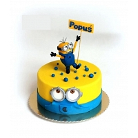 Special Minions Cake