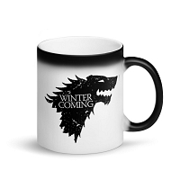 Game of Thrones House of Stark Magic Mug