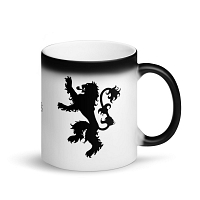 Game of Thrones House of Lannister Magic Mug