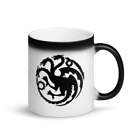 Game of Thrones House of Targaryen Magic Mug