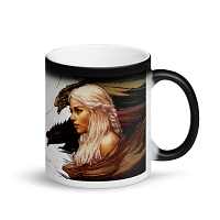 "Game of Thrones ""Khaleesi"" Magic Mug"