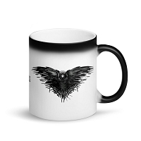 Game of Thrones Valar Morghulis Magic Mug