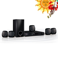 LG Home Theater System- DH4130