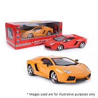 Remote control Car Toy With Light