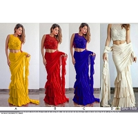 Indian Saree -Fashion SN-168