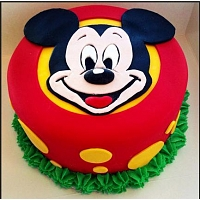 Fabulous Mickey Mouse Cake 1.5kg