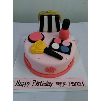 Coolest Make Up Cake 1kg